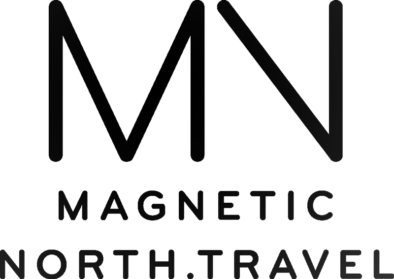 Dot.vu Interactive Content Platform - Customer Examples - Magnetic North Travel - What's your call of the wild? -  logo