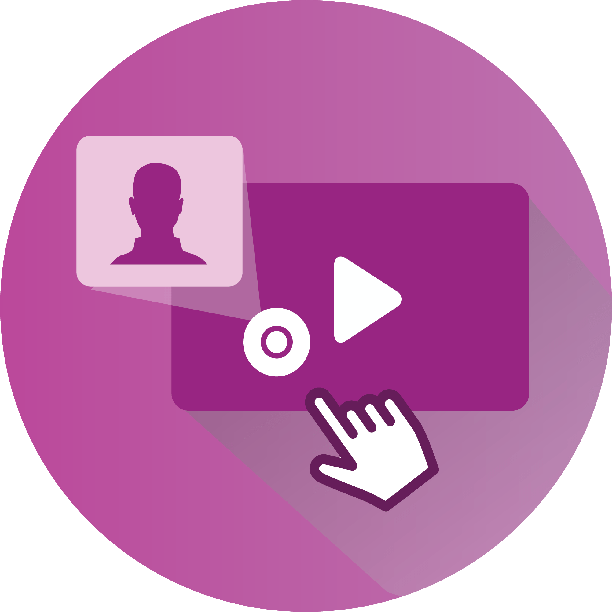 Interactive Videos -Personalized Video Icon