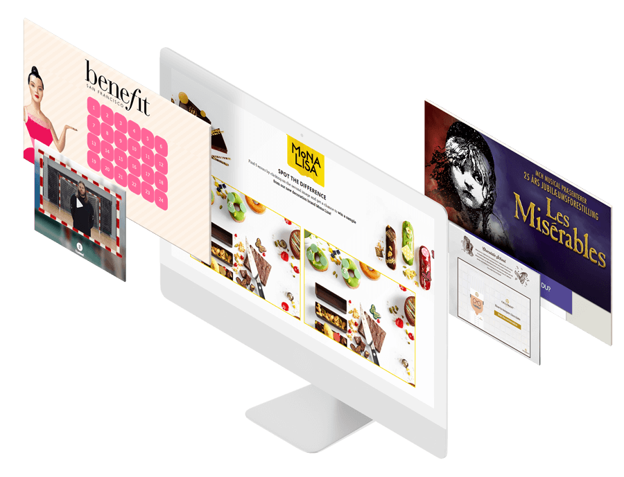 Dot.vu Interactive Content Platform - Customer Examples - Cover Pictre