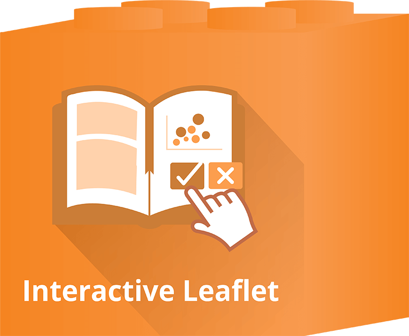 Advanced features - Dot.vu Interactive Content Platform - Interactive Leaflets